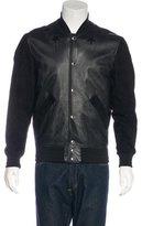 Givenchy 2015 Star Varsity Jacket