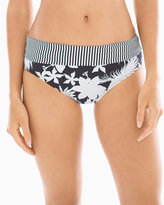 Soma Intimates Between the Lines High Neck Hipster Swim Bottom