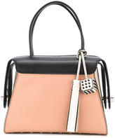 Tod's twist boston tote - women - Calf Leather - One Size
