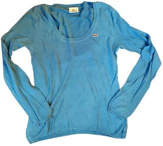 Lacoste Blue Knitwear for Women