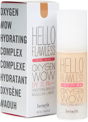 Benefit Cosmetics Hello Flawless Oxygen Wow - Colour Hazlenut