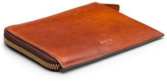 Bosca Dolce Leather Passport Case