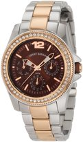 Tommy Bahama RELAX Women's RLX4007 Riveria Two-Tone Dial Stones Watch