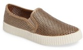 Frye Women's Camille Perforated Slip-On Sneaker