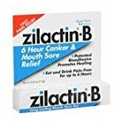 Blairex Zilactin-B Mouth Sore Gel, 0.25 oz by by