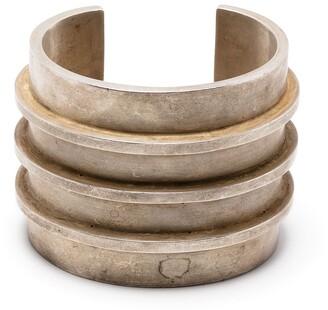 Parts of Four Ultra Reduction Ridge bracelet