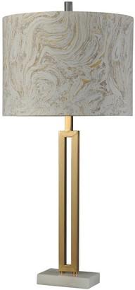 Stylecraft Marble Design Table Lamp