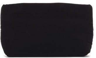 Kassl Editions Padded Velvet Pouch - Black