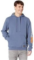 Timberland Hood Honcho Pullover (Vintage Indigo) Men's Long Sleeve Pullover