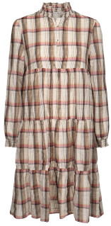Sofie Schnoor Mix Melena Check Dress - XS