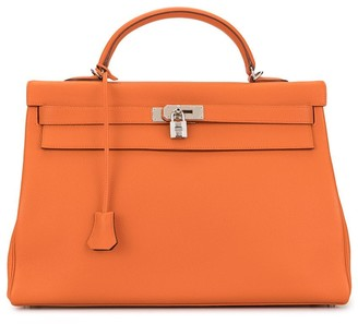 Hermes Pre-Owned Kelly 40 bag