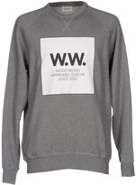 Wood Wood WOODWOOD Sweatshirts