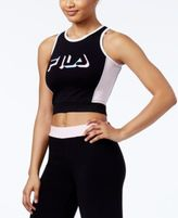 Fila Liana Cropped Tank Top