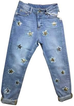 Zoe Karssen Blue Denim - Jeans Jeans for Women