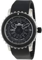 Fortis Men's 675.10.81 K B-42 Big Automatic Rotating Bezel Rubber Watch