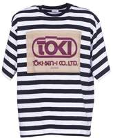 Dries Van Noten Striped T-shirt