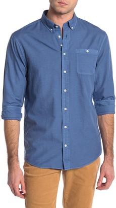 Johnnie O Long Sleeve Split Collar Shirt
