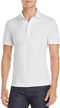 Lacoste Stretch Cotton Paris Regular Fit Polo Shirt