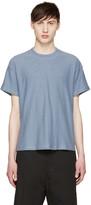 Fanmail Blue Boxy T-Shirt
