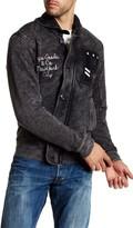 PRPS Hideki Shawl Collar Sweater