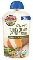 Earth's Best Stage 3 Organic Turkey Quinoa Apple Sweet Potato Homestyle Pouch