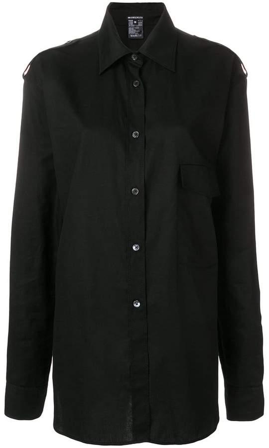 Ann Demeulemeester oversize shirt