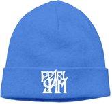 Qianlaibao Pearl Jam Vitalogy Beanie Hat Unisex Ski Adjustable Cap