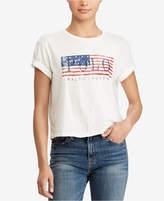 Polo Ralph Lauren Graphic Cotton T-Shirt