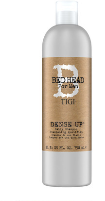 Bed Head Cosmetics Bed Head For Men By Tigi Dense Up Mens Thickening Shampoo For Volume 750Ml