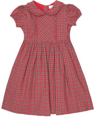 Rachel Riley Tartan cotton dress