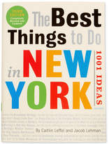 Original Penguin 1001 Best Things To Do In New York Book