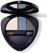 Dr. Hauschka Skin Care Eyeshadow Trio - 01 Sapphire by 0.16oz Eyeshadow)