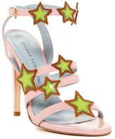Chiara Ferragni Stappy Star Heeled Sandal