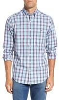 Vineyard Vines 'Flounder - Tucker' Slim Fit Plaid Sport Shirt