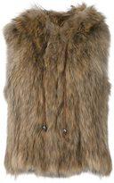 Zadig & Voltaire 'Finch' sleeveless jacket