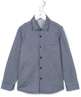 Il Gufo pinstriped shirt - kids - Cotton - 4 yrs