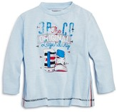 3 Pommes Boys' Sneaker Graphic Tee - Baby
