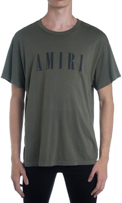 Amiri Core Logo Print Jersey T-Shirt