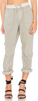 James Perse Twill Jogger Pant