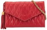 Chanel Pre Owned quilted envelope shoulder bag