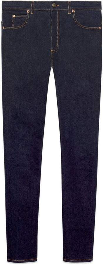 Gucci Denim skinny pant