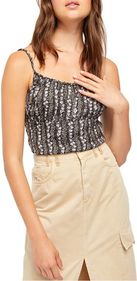 Free People Donna Print Camisole