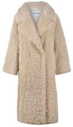Stand Studio Nicoletta Faux Fur Coat