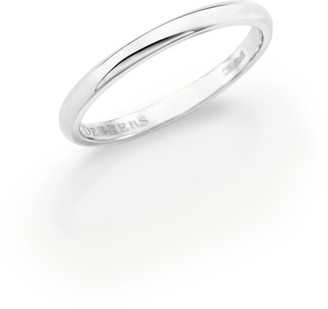 De Beers Classic Platinum Forever Wedding Band