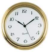 "2"" White Arabic Waterfall Bezel Clock Insert"