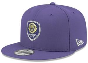 New Era Little Boys Orlando City Sc Core 9FIFTY Snapback Cap
