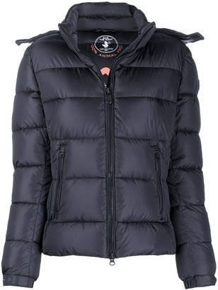 Save The Duck Gigay hooded puffer jacket