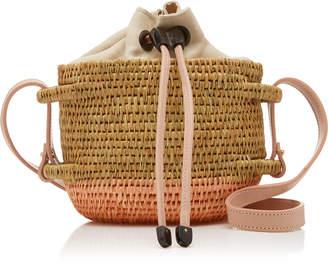 Khokho Thembi Straw Shoulder Bag