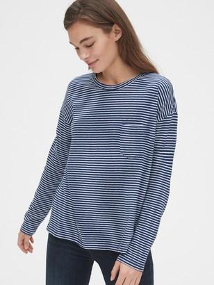 Gap Boxy Stripe T-Shirt