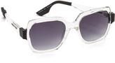 McQ by Alexander McQueen Alexander McQueen Square Sunglasses